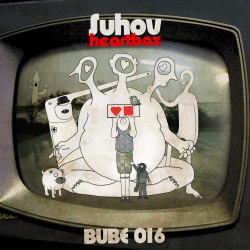 Suhov – Heartbox artwork