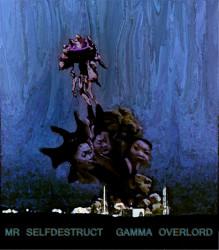 Mr Selfdestruct – Gamma Overload artwork