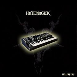 Hatemagick – Hellfire EBM artwork