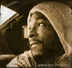 "Ill Poetic – Marvin Gaye & Pink Floyd ""Requiem For A Dream"" artwork"
