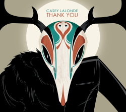 Casey LaLonde – Thank You artwork