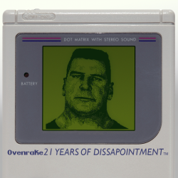 Oven Rake – 21 Years of Disappointment artwork