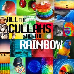 MC Cullah – All The Cullahs Of The Rainbow artwork
