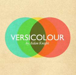 Aidan Knight – Versicolour artwork