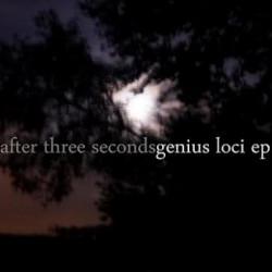 After Three Seconds – Genius Loci artwork