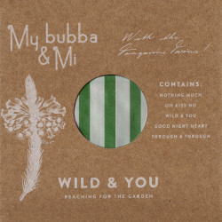 My bubba & Mi – Wild & You artwork
