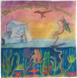 The Curiously Strong Peppermints – Echoes From The Ultraviolet Fuzz artwork