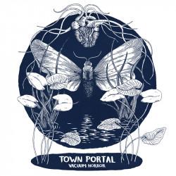 Town Portal – Vacuum Horror artwork