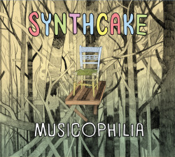 Synthcake – Musicophilia artwork