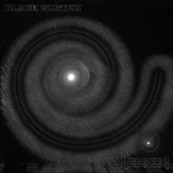 Black Vortex – Submersed artwork