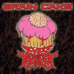 Eyes Of Torment – Brain Cake artwork