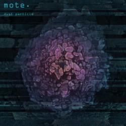 mote. – dust particle artwork