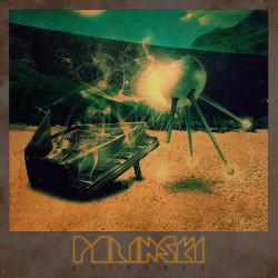 Polinski with Big Black Delta –  Stitches artwork