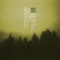 Paul Stewart – Parkade Songs artwork