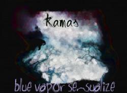 Kamas – Vapor Blue Sensualize artwork