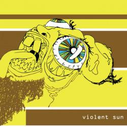 Violent Sun – Self-Titled artwork