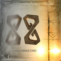 Gavin Coetzee – Orange Forest artwork