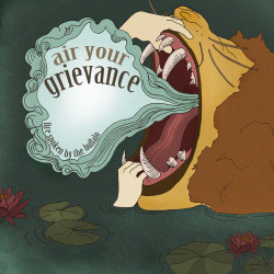 Fire Spoken by the Buffalo – Air Your Grievance artwork