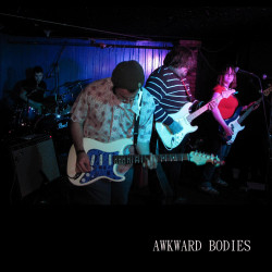 Awkward Bodies – Awkward Bodies artwork