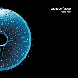 Tabasco Fiasco – One EP artwork