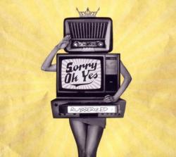SORRY OK YES – Rubberized artwork