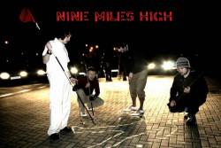 Nine Miles High – Keep It Loud EP artwork