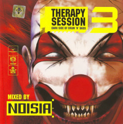 Noisia – Therapy Session 3 artwork