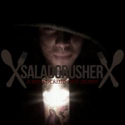 XsaladcrusherX – A Big Fucking Let Down artwork