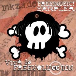Various Artists – Free! Music! Sampler: Viva la FreevoluCCion artwork