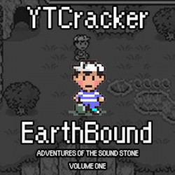 YTCracker – earthbound - adventures of the sound stone vol. 1 artwork