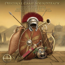 Omri Lahav – 0 A.D. Soundtracks artwork