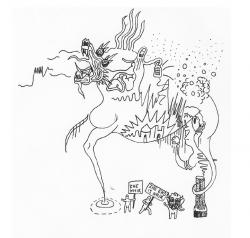 Zhe Nhir – Zhe End is Nhir artwork