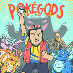 Luke Seymoup – Poke'Gods artwork