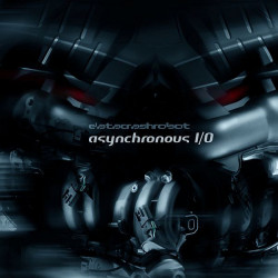 Datacrashrobot – Asynchronous I/O artwork